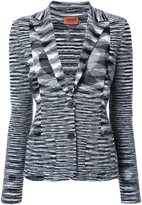 Missoni knitted blazer