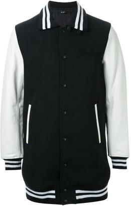 Hl Heddie Lovu 'Stadium' long sport jacket