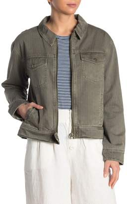 Faherty BRAND Rosie Zip Jacket