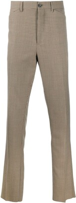 Paul Smith Gents check wool trousers