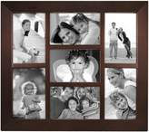 "Malden International Designs Berkeley Beveled Edge Wood 4 x 6"" Collage Picture Frames"