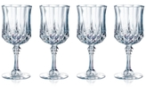 Longchamp Set of 4 Cordial Glasses