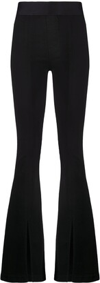 J Brand Front Slit Trousers