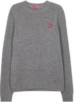 Mcq Alexander Mcqueen X Tom Tosseyn Grey Wool Blend Jumper
