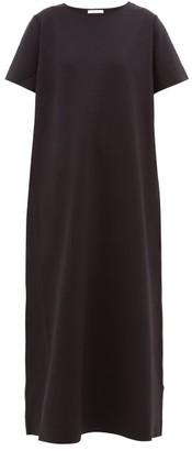 The Row Rozi Scuba Dress - Womens - Black