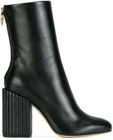 Petar Petrov 'Lipstick' boots - women - Leather - 36