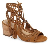 Marc Fisher Women's Remone Ghillie Lace Sandal