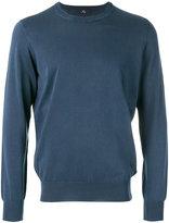 Fay crew neck jumper - men - Cotton - 48
