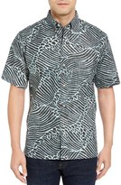 Reyn Spooner Men's Molokai Channel Classic Fit Sport Shirt