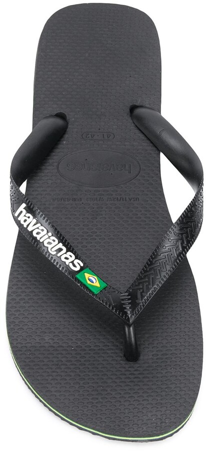 Thumbnail for your product : Havaianas Logo Detail Flip-Flops
