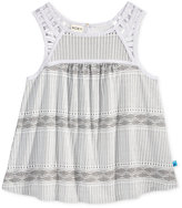 Roxy Limon Tank Top, Toddler & Little Girls (2T-6X)
