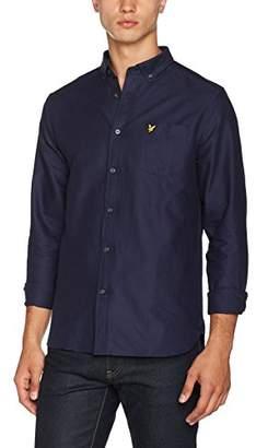 Lyle & Scott Men's Ls Woven Shirts Casual