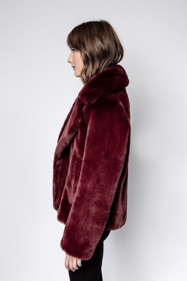 Zadig & Voltaire Freeze Coat