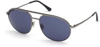 Tom Ford Men's GIO Aviator Sunglasses