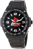 Game Time Unisex COL-WAR-LOU Warrior Louisville Analog 3-Hand Watch
