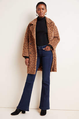 Paige Lou Lou Mid-Rise Flare Jeans