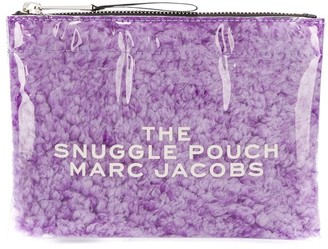 Marc Jacobs Snuggle Pouch clutch bag