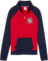 PINK Washington Nationals Bling Track Jacket