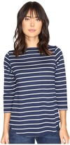 Pendleton Marseille Stripe Tee Women's T Shirt