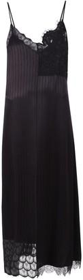 Pinko Lace Slip Dress