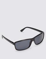 M&S Collection Classic Rectangular Sunglasses