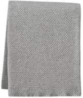 AERIN Seed Stitch Cashmere Throw, Grey