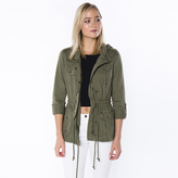 City Beach Used Chase Anorak Jacket