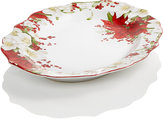 222 Fifth Winter Harmony Collection Oval Platter