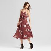Mossimo Women's Wrap Cami Dress