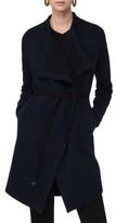 Akris Punto Women's Wool Blend Gabardine Coat
