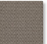 Williams-Sonoma Williams Sonoma Faux Natural Chevron Indoor/Outdoor Rug, Brown/Gray