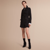 Burberry The Sandringham – Mid-Length Heritage Trench Coat