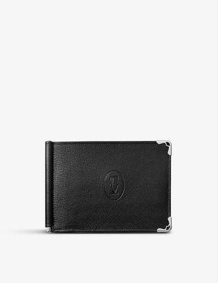 Cartier Must de calfskin money clip