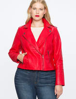 ELOQUII Moto Jacket