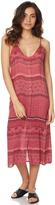 Rusty Zenith Midi Dress Pink