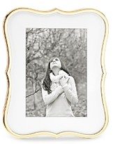 Kate Spade Crown Point Gold Frame, 5 x 7