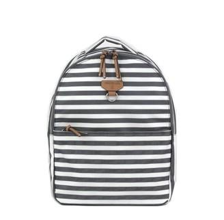 TWELVElittle Mini-Go Backpack Diaper Bag, Stripe Print