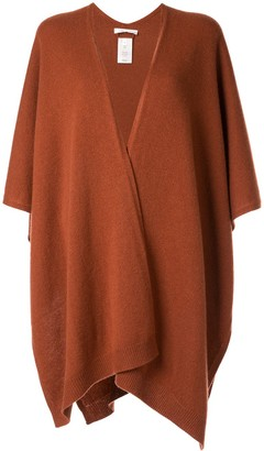 The Row Cape Cardi-Coat