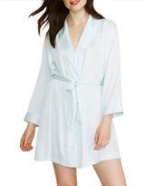 Kate Spade New York Long Sleeve Robe