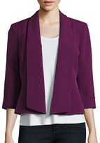 Nipon Boutique Shawl Collar Blazer