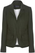 Haider Ackermann Wool Jacket - Dark green