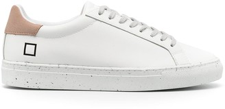 D.A.T.E Low-Top Lace-Up Sneakers