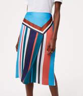 LOFT Skyline Midi Skirt