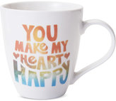 Pfaltzgraff You Make My Heart Happy Mug