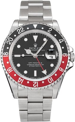 Rolex 1993 pre-owned GMT-Master II 40mm