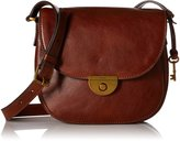 Fossil Emi Saddle Cross Body Bag