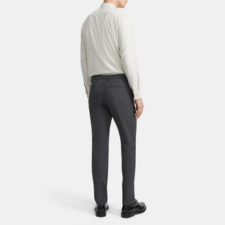 Theory Irving Shirt in Cotton Sateen