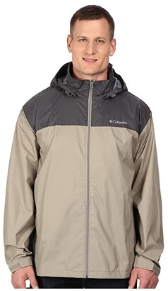 Columbia Big Tall Glennaker Laketm Jacket (Mountain Red/Graphite) Men's Coat