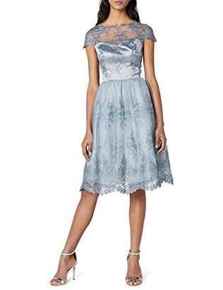 Chi Chi London Women's Ella-Rose Party Dress
