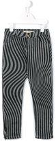 Bobo Choses 'Hypnotise' slim twill trousers